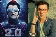 Rajinikanth's 2.0 reaches Hollywood, Ranbir recreates Barfi! magic in Jagga Jasoos trailer