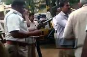 Bengaluru cop assaults elderly man for parking bike in prohibited zone