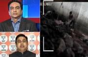 Slaughterhouses butcher Yogi's clampdown. India Today's daring night-time expose