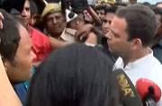 Rahul Gandhi's Mandsaur paradrop: Stunt or Opposition's job?