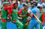 ICC Champions Trophy: Bangladesh do not have a Virat Kohli but they are capable, Aminul Islam tICC Champions Trophy: Bangladesh start playing ugly ahead of semi-final vs Indiaells India Today