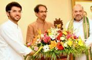 Presidential election 2017: BJP President Amit Shah meets Shiv Sena chief Uddhav Thackeray