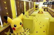 Gotta' Catch 'Em All!- Pikachu Train Rolls into Japan