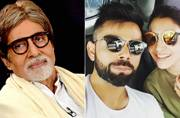 Watch: Amitabh Bachchan angry with Kumar Vishwas, Virat-Anushka on a romantic getaway