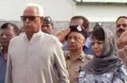 Kashmir CM Mehbooba Mufti pays tribute to victims of Anantnag terror attack