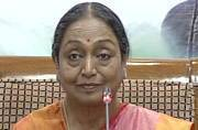 Meira Kumar on presidential polls: Contesting to fight battle of ideology