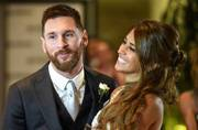 Watch: Lionel Messi marries childhood sweetheart in Argentina hometown