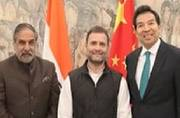 Flip-flop over Rahul meeting Chinese envoy: Self-goal for Congress?