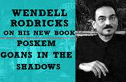 Watch: Wendell Rodricks talks about his new book, Poskem