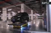 Poor Parking Skills? This Smart Car Park May Have the Perfect Solution