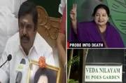 Endgame for Sasikala? Palanisami orders judicial probe into Jayalalithaa's death