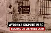 Supreme Court hearing in Ramjanmabhoomi-Babri Masjid to begin today
