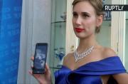 3rd Generation Dual-Screen 'Yota 3' Smartphone Unveiled in Beijing