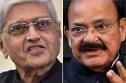 Naidu VS Gandhi: How well do you know your vice-presidential candidates