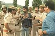 Police apprehend alleged Dera supporter for supposed arson