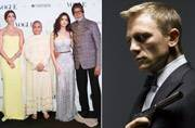 WATCH: Big B, Jaya, Shweta, Navya rock the red carpet, James Bond to return to the big screen in 2019