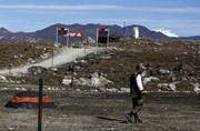 China warns of 'utter chaos' if it enters India