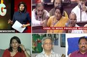Opposition to move privilege motion against Sushma Swaraj; EPS vs Dinakaran in AIADMK; more
