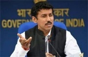 Number one priority is to make the sportsperson the VIP, says Rajyavardhan Singh Rathore