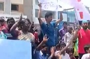 Anitha suicide: Massive protests in Tamil Nadu against NEET