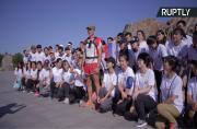 Russian Forrest Gump Runs Nearly 5,000 Miles from Moscow to Beijing
