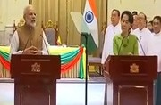 India, Myanmar must work to maintain security on our territorial, maritime boundaries: Modi
