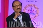 India Today Group Editorial Director Raj Chengappa kicks off State of the State Conclave and Report on Karnataka
