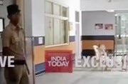 Exclusive visuals of murder scene inside Gurgaon Ryan International School