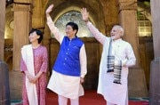 PM Modi taking Japanese PM to Sidi Saiyyed Mosque is an exercise in image makeover?