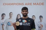 Do not want to run behind rankings, says Kidambi Srikanth