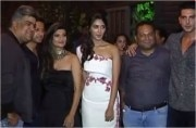 Haasil stars party in style