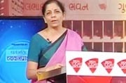 Defence Minister Nirmala Sitharaman slams Congress over Bengaluru potholes