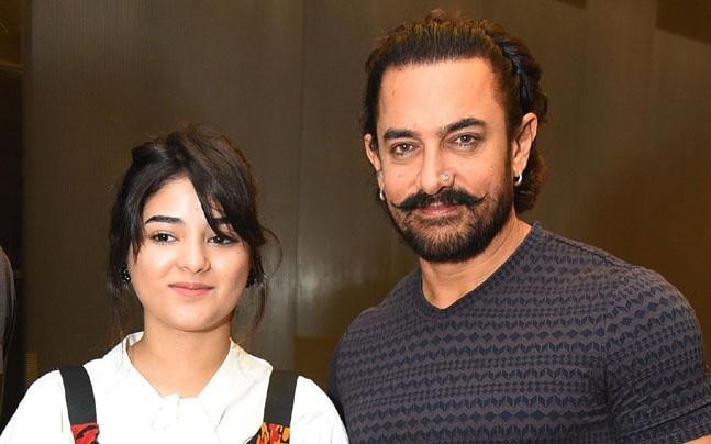 Secret Superstar Zaira Wasim Aamir Khans Diwali Release Is A