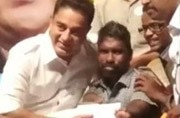Kamal Haasan meets fans in Chennai, will launch citizen connect app