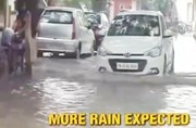 Heavy rains in Chennai keeping the city severely water-logged in many parts