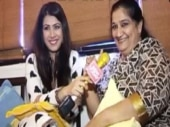 Ankita Bhargava and her aunt Seema Pahwa's day out together was a lot of fun
