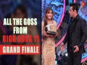 All the goss from Bigg Boss 11: Shilpa Shinde wins the show; highlights from the grand finale