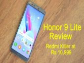 Honor 9 Lite Review: Knight of the budget clan