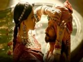 Deepika Padukone and Shahid Kapoor
