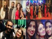 Prithvi Vallabh's team had a gala time at the screening of the show