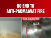 No end to anti-Padmaavat fire; petrol bombs hurled at theatres