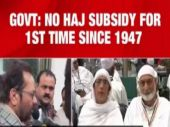Haj subsidy discontinued, Government says funds will be used for Muslim girls