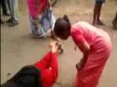 Mentally challenged woman in Kerala ruthlessly beaten, passersby watched indifferently