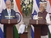 PM Modi, Netanyahu address joint press conference, sign 9 pacts