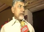 Chief Minister of Andhra Pradesh Chandrababu Naidu
