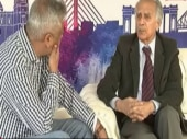 Rajdeep Sardesai in conversation with Arun Shourie