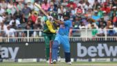 Bhuvneshwar Kumar, Shikhar Dhawan help India beat South Africa in 1st T20I