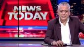 Watch 'News Today' with Rajdeep Sardesai