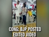 Twitter war between BJP, Congress over video of Rahul aide asking Congress workers to create fake accounts