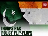Indo-Pak policy: A series of consistent flip-flops?